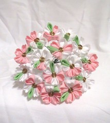 cherry_blossom_hairpin_by_eruwaedhielelleth-d6t6dm4 (EruwaedhielElleth) Tags: flowers hair japanese pin clip maiko ornament fabric hana geisha accessories folded tsumami kanzashi zaiku imlothmelui