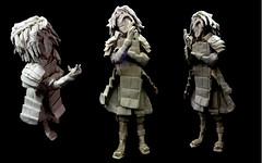 Origami - Madara Uchiha (Neelesh K) Tags: origamimadara origami madara anime uchiha neeleshk