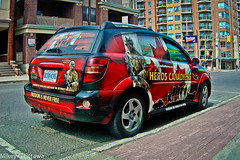 """Freedom Is Never Free""  - Ottawa 05 14 (Mikey G Ottawa) Tags: street ontario canada car soldier army freedom graphics memorial ottawa wrapped hero veteran canadianarmedforces mikeygottawa canadianheroes heroscanadiens"