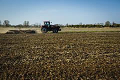 corn variety planting_bradford_04222014_0096 (CAFNR) Tags: cafnr mizzou mu mo missouri variety testing program brentmeyers bradford research center corn spring plant planting midwest bradfordresearchcenter researchcenterbeauty
