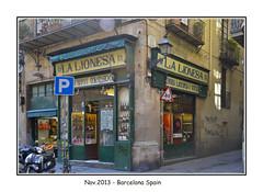 2013-11-BARCELONE_5295w (BELHASSEN Gerard) Tags: barcelona familia yahoo spain photos tapas gaudi lasramblas espagne sagrada laribera spana