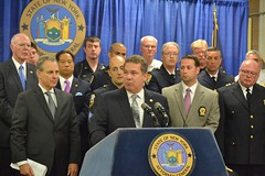 inVEST 1 (nyagschneiderman) Tags: community eric gun general police safety violence vests yonkers partnership nys attorney protect firearm invest officers bulletproof funding schneiderman