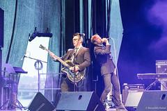 The Cesarians - LINZFEST 2014 (reiter.bene) Tags: party music festival linz austria live kultur fm4 musik indiemusic orf donaulände junq linzfest fm4bühne junqat subtextat orffm4