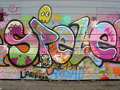 "zomerspelen 2013 Graffiti workshop • <a style=""font-size:0.8em;"" href=""http://www.flickr.com/photos/125345099@N08/14220593040/"" target=""_blank"">View on Flickr</a>"