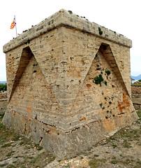 'El Castell' (EZTD) Tags: travel juin spain foto photos fort espana photographs fotos mallorca junio majorca castell 2014 fotograaf calamillor sacoma puntadenamer eztd eztdphotography photograaf june2014