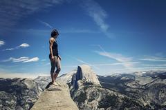 Yosemite Dreams *explore* (West Leigh) Tags: california travel mountains nature beauty climb roadtrip hike wanderlust yosemite yosemitenationalpark inspiring girlinmountains yosemitvalley