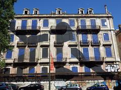 project cronos II (aestheticsofcrisis) Tags: street urban streetart art portugal graffiti mural europe lisbon urbanart sam3 intervention guerillaart muralismo muralism projectocrono projectcronos