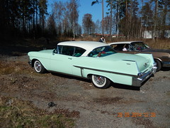 cadillac 1957 (caddy58) Tags: ford chevrolet 1955 car power sweden convertible cadillac 1958 1957 imperial dodge oldtimer 1956 chrysler meet 1959 1960 2014