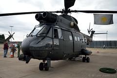 Arospatiale SA 330 Puma HC1 (Bri_J) Tags: nikon 330 airshow sa puma raf rafwaddington waddingtonairshow d3200 arospatiale waddington2014