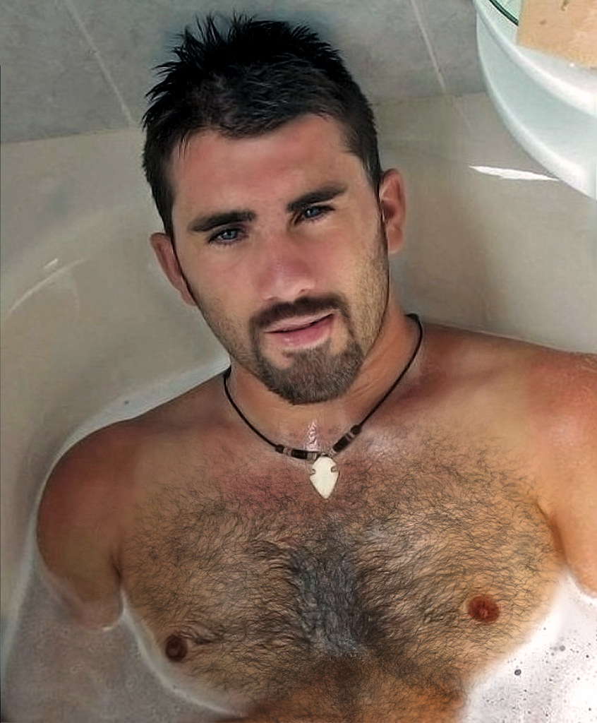 Wet and hairy