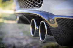 M3 (downtownfc) Tags: pipes bmw carbon m3 carbonfiber m3e92
