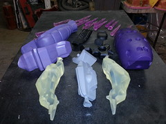 Emmitter End (thorssoli) Tags: halo replica kit prop covenant needler volpin flickrandroidapp:filter=none