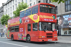 Dualway City Sightseeing Dublin 96-D-256 (Will Swain) Tags: street city travel ireland dublin bus buses june south centre main capital transport sightseeing southern seen oconnell 22nd 2014 dualway ra256 96d256
