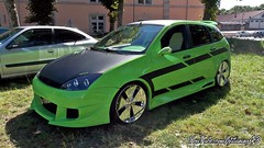 FORD FOCUS (gti-tuning-43) Tags: ford focus tuning tuned modified modded meeting show expo event langres 2016 cars auto automobile voiture
