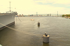 Battleship New Jersey Museum (wyliepoon) Tags: battleship new jersey nj philadelphia camden iowa class uss navy museum
