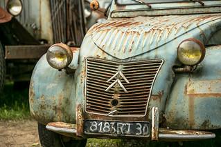 Cimetière de Citroën