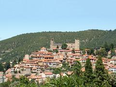 Vernet les bains (Maxime Gury) Tags: vernet bains vernetlesbains pyrnes montagne village nature foret