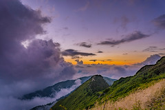 DSC08097-HDR (a99775599) Tags: taiwan nantou sunset moutain cloud      sony a6000 e16 sel16f28