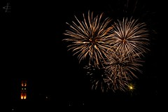 Saint Emiliano fireworks (KRY ph) Tags: firewarks fuochi pirotecnica festival fest festa country life lights traditions popular littletown colors darkness frommybalcony