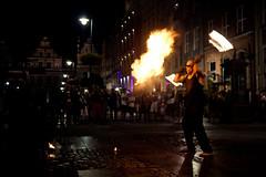 Mr. spitting fire 2 (d.kiero) Tags: gdask batyk wakacje lampion wadysawowo canon 5d zatoka gdaska plaa bungee