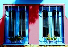 Iguales (camus agp) Tags: ventanas rejas maro espaa parejas par hotel