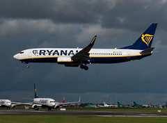 EI-FRY Boeing 737-8AS (Irish251) Tags: dub eidw dublin airport ireland boeing 737 738 737800 ryanair eifry 7378as