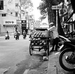 Selling (mteckes) Tags: hasselblad 500c bw kodak kodaktrix trix ziessplanar80mm28 zeiss saigon hochiminhcity vietnam film blackandwhite monochrome