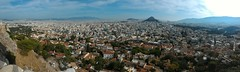 Athnes, depuis l'Acropole (dbrothier) Tags: grece greece athenes ville megalopole town asus panoramique panoramic plaka 100v10f