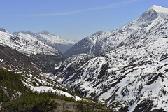 AS HIGH AS A MOUNTAIN  -  (Selected by GETTY IMAGES) (DESPITE STRAIGHT LINES) Tags: nikon d800 nikond800 nikkor2470mm nikon2470mm nikongp1 paulwilliams despitestraightlines flickr gettyimages getty gettyimagesesp despitestraightlinesatgettyimages snow snowcappedmountains snowymountains nature mothernature silence serenity landscape sunlight klondikehighway klondikegoldrush klondikegoldrushnationalhistoricalpark skagway usa unitedstatesofamerica america skagwayusa
