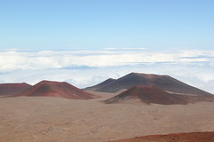 High altitude cinder cones (kahunapulej) Tags: puu cinder cones volcano mauna kea hawaii usa