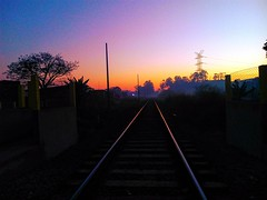 Amanhecer na Variante do Parate (Valber Santana) Tags: amanhecer ferrovia rail road