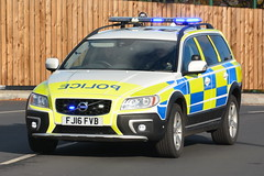 Nottinghamshire Police Brand New Volvo XC70 Armed Response Vehicle FJ16 FVB (NottsEmergency) Tags: publicorder a610 nottinghamshire nottingham notts nottinghamshirepolice police policing policeofficer policeservice policevehicle policestation policecar incident investigation vehicle van team tsg riot callout code3 shout uk britain british england enforcement support law order disorder driving drugs siren 999 lights bluelights help chaos squad surveillance officer operation cop emergency emergencyservices eastmidlands immediate patrol urgent cell lockup response rescue responder responsecar service midlands safety central centralpolicestation city constabulary constable community car county countymounty sirens responding