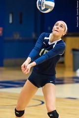 2016-10-14 Trinity VB vs Conn College - 0134 (BantamSports) Tags: 2016 bantams college conncollege connecticut d3 fall hartford nescac trinity women ncaa volleyball camels