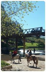 Passo (Darlan Corral) Tags: gaúchos arroio rio ponte piratini riograndedosul