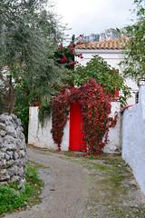 Red Door (RobW_) Tags: james foot red door vrissi kyparissi lakonia peloponnese greece saturday 12nov2016 november 2016