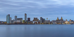 Liverpool 1143 (Chris Galvin Photography) Tags: liverpool lowlight places waterfront threegraces pierhead rivermersey skyline cityscape