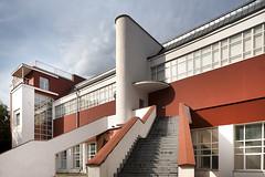 (ilConte) Tags: moscow russia russian architettura architecture architektur melnikov konstantinmelnikov constructivism costruttivismo