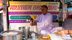 Madhavbaug Thandai (iamShishir) Tags: fuji x100s rx100 street mumbai maharashtra india