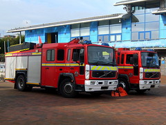 GMFRS at Salford Quays (1) (marbowd37) Tags: gmfrs salfordquays salford
