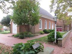 20151014 44 New Castle Presbyterian Church, New Castle, Delaware (davidwilson1949) Tags: newcastle delaware presbyterianchurch