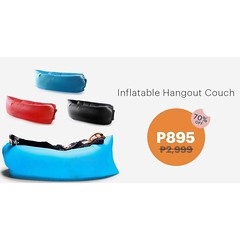 www.supremedeals.com Sit back and chill for the #longweekend with an #inflatablecouch #discounted today at P895 only at #SupremeDeals! #musthave #cheapfindsph #onlineshopmanila #homeessentials (supremedeals_ph) Tags: deals ph metro deal discounts travel beauty shopping gadget technology daily hotel restaurants