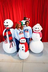 (Columbus State) Tags: winterfest fun snowmen csu community