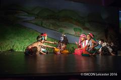 Janmashtami_250816_IMG_3116 (iskcon leicester) Tags: radhamadhava radha madhava srila prabhupada august 2016 janmashtami citycentre festival leicester drama music arts gopidots party birthday krishna hare rama maha mantra meditation bhaktiyoga bhakti