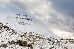 Ingleborough int Snow (matrobinsonphoto) Tags: winter snow snowed snowy wintry frozen cold seasonal mountain hill hills capped peak summit ingleborough southerscales souther scales landscape outdoors countryside uk british scenery beautiful wild nature natural limestone pavement geology rocks rocky national park yorkshire dales north northern england 3 peaks three challenge walk walking hike hiking