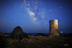 (AGONZA) Tags: nocturnas estrellas color mediterrneo mallorca islasbaleares