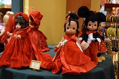 Disneyland Visit 2016-11-27 - Downtown Disney - World of Disney - Precious Moments Dolls (drj1828) Tags: us disneyland dlr downtowndisney visit 2016 worldofdisney preciousmoments doll