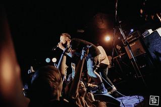 24.11.16 // ROAM @ Camden Underworld // Shot by Robert Tilbury