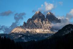 Tre Cime di Lavaredo depuis Lago di Misurina (mgirard011) Tags: misurina veneto italie it 100faves