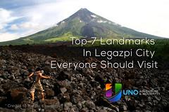 Top 7 Landmarks In Legazpi City Everyone Should Visit (brianjaycruz) Tags: unotours asia destinations travelplanning traveltips philippines tours travel leisure legazpitourspackage legazpicity albay legazpi