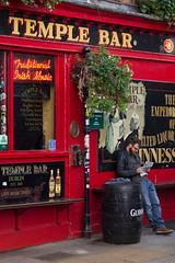 Temple Bar (michael_hamburg69) Tags: dublin ireland irland templebar guinness beer tobacco red pub thetemplebar